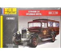 Heller - Citroen C4 Splendid Hotel