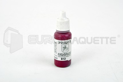 Prince August - Rouge violet 812 (pot 17ml)
