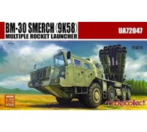 Model collect - BM-30 Smerch MRL