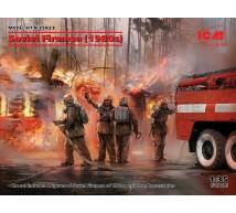 Icm - Soviet Firemen 1980