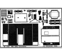 Eduard - Me-262 A interieur (revell)