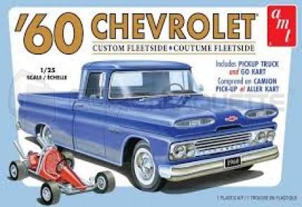 Amt - Chevrolet pickup 60 & kart