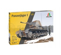 Italeri - Panzerjager I