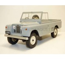 Model car group - Land Rover Pick up 109 serie II gris