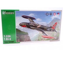 Special hobby - T-33A Europe (with French Decals)