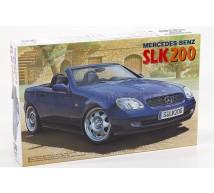 Fujimi - Mercedes 200 SLK