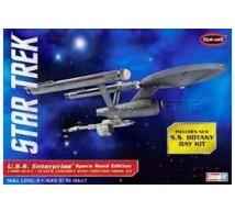 Polar lights - USS Enterprise Space Seed edition