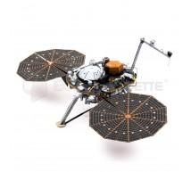 Metal earth - Insight Mars Lander