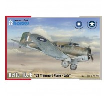 Special hobby - Delta 1D/E US Late
