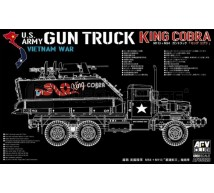 Afv club - Gun Truck King Cobra