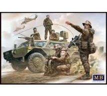 Master box - German ISAF soldiers