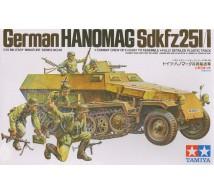 Tamiya - Hanomag SdKfz 251/1