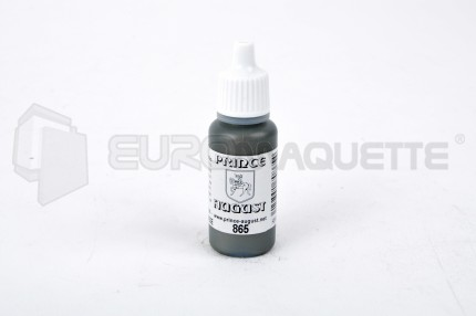 Prince August - Acier graissé 865 (pot 17ml)