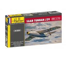Heller - SAAB J 29 Tunnan