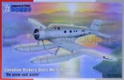 Special hobby - Vickers Delta Mk III Snow & Water Conv