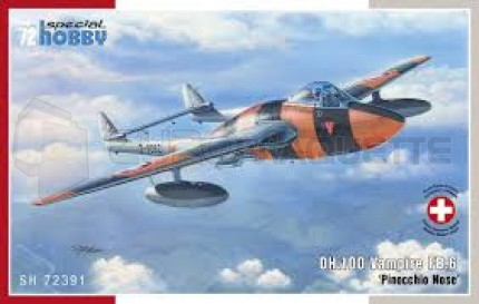 Special hobby - DH-100 FB 6