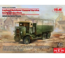Icm - Leyland Retriever General Service