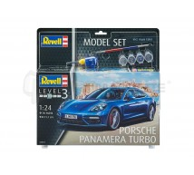 Revell - Coffret Panamera turbo