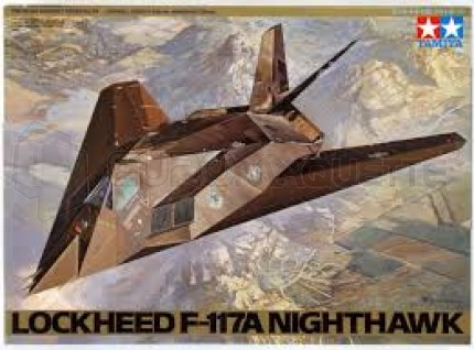 Tamiya - F-117