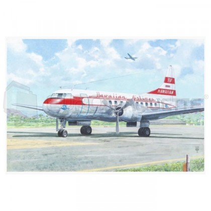 Roden - Convair CV-340 Hawaiian Airlines