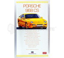 Hasegawa - Porsche 968 CS
