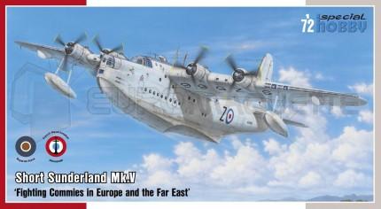 Special hobby - Sunderland Mk V & French decals