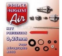 Prince august - Kit de précision 0.25 pour A112