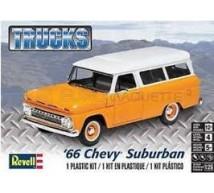 Revell - Chevy Suburban 66