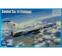 Trumpeter - Su-11 Fishpot