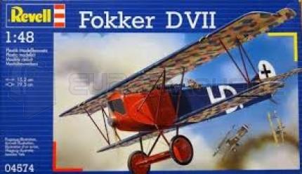 Revell - Fokker DVII