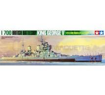Tamiya - HMS King George V