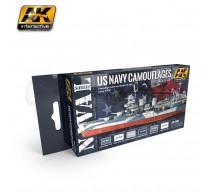 Ak interactive - Coffret US Navy Camo