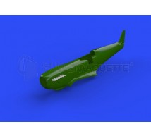 Eduard - Spitfire IXc exhaust stack rounded (Eduard)