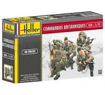 Heller - Commando Britannique 1/72