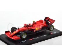 Burago - Ferrari SF1000 Leclerc Autrian 2020