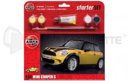 Airfix - Starter set Mini Cooper