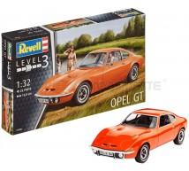 Revell - Opel GT 1/32