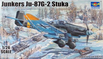 Trumpeter - Ju-84G-2 Stuka