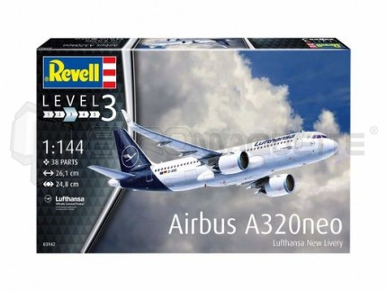 Revell - A320 neo