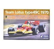 Ebbro - Lotus 49C 1970