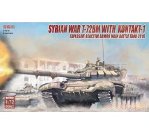 Model collect - T-72BM Syrian war