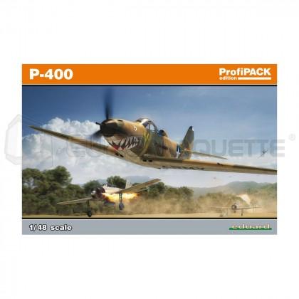 Eduard - P-400