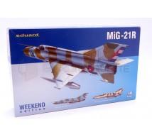 Eduard - Mig-21R (WE)