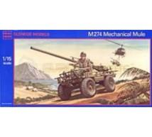Glencoe models - M274 Mule 1/15