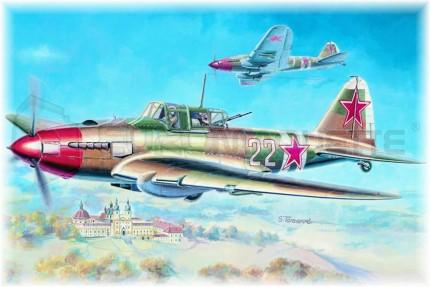 Eduard - IL 2-M3 Stormovik