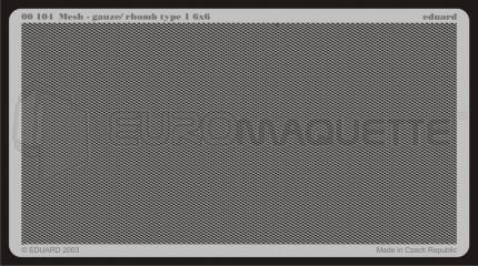 Eduard - Mesh Gauze / Rhomb type 6x6