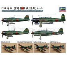Hasegawa - Avions marine Japonaise 1943/45 1/350