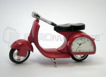 Siva - Scooter horloge rouge