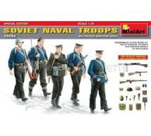 Miniart - Soviet Naval troops WWII