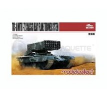Model collect - TOS-1A FTS T-72 chassis